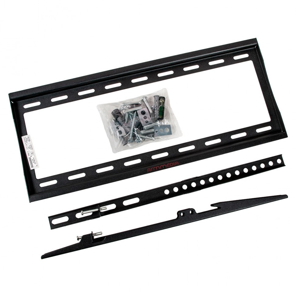 Кронштейн для ЖК LED телевизора Arm Media Steel-3 New Black (черный)
